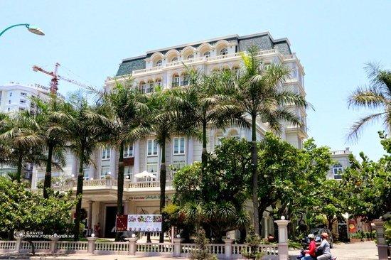 Sunrise Nha Trang Beach Hotel & Spa : Hotel