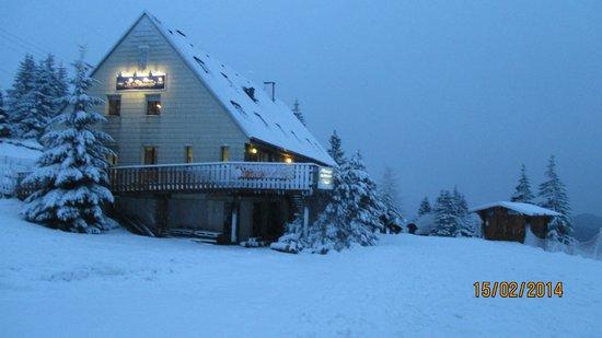 Station de Ski du Lac Blanc : auberge orbey