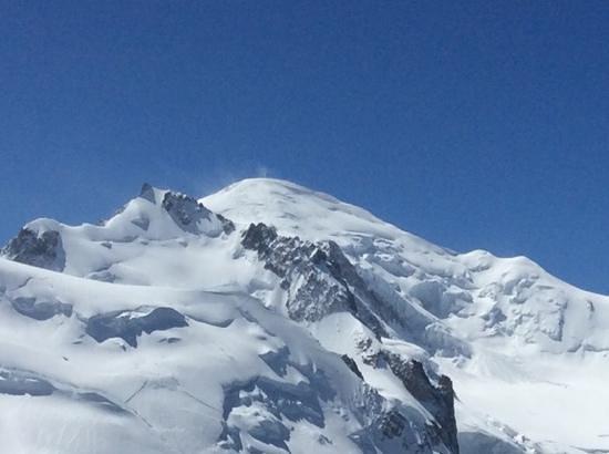 Aiguille du Midi: magnifique !!!