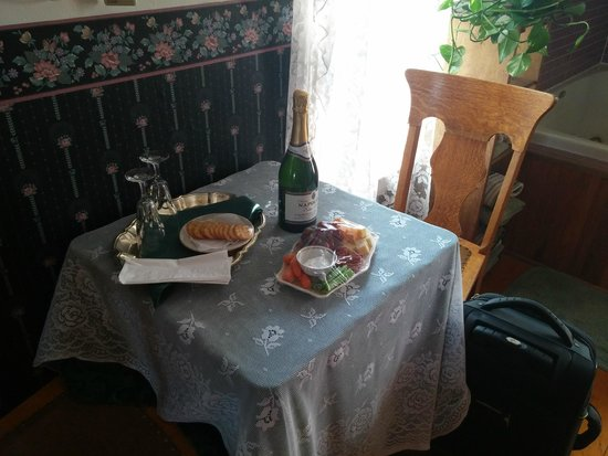 Cover Park Manor : Cheese and Wine (was in fridge)