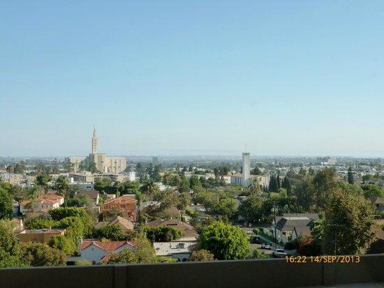 Kimpton Hotel Palomar Los Angeles Beverly Hills: Vue depuis la chambre