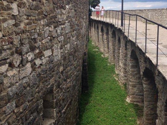 Ancient City Walls: Stones