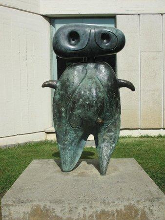 Fondation Joan Miró (Fundació Joan Miró) : Figure 1970 Bronze