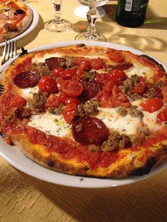 Pizzeria baia dei fenici santa flavia