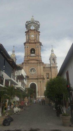 La Iglesia de Nuestra Senora de Guadalupe: Just beautiful