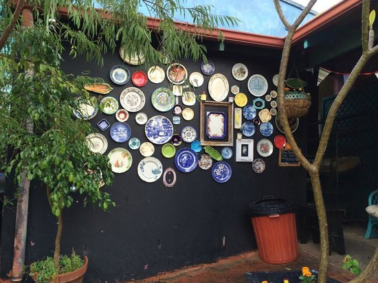 Margaret River Bakery: Outside Wall