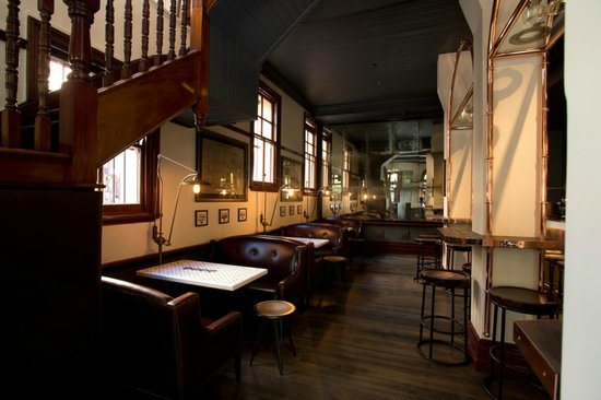 The Russell Hotel : Push Bar + Dining