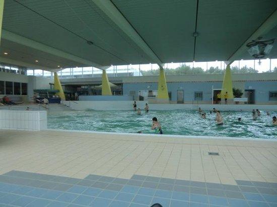 Cuxhaven, Deutschland: Wellengang im Talassozentrum ahoi !