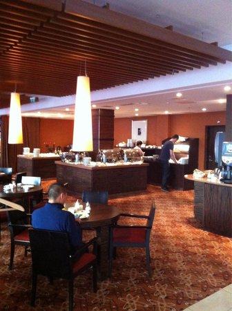Albert Hotel: Sala colazioni
