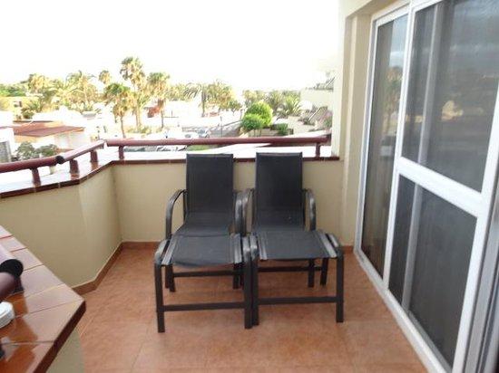 Barcelo Corralejo Bay: Balcony