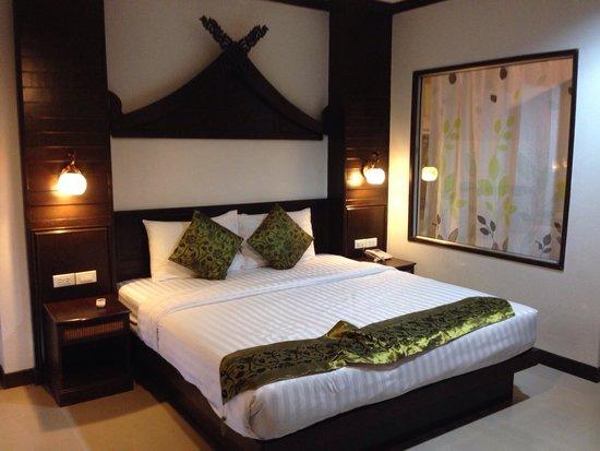 Lemongrass Hotel: Deluxe room