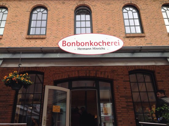 Eckernforde, Germany: Bonbonkocherei