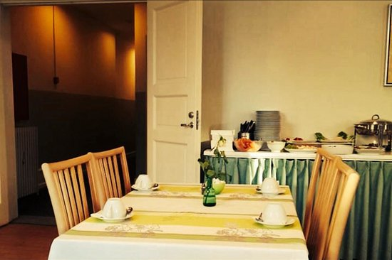 Hotel Nora CopenHagen : Breakfast area