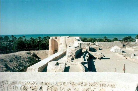 Qalat al Bahrain: Seaview