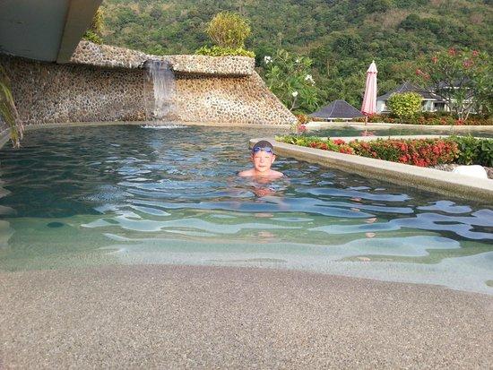 Pacific Club Resort : Бассейн на крыше