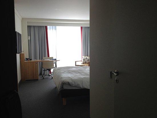 Radisson Blu Waterfront Hotel: Modern Room