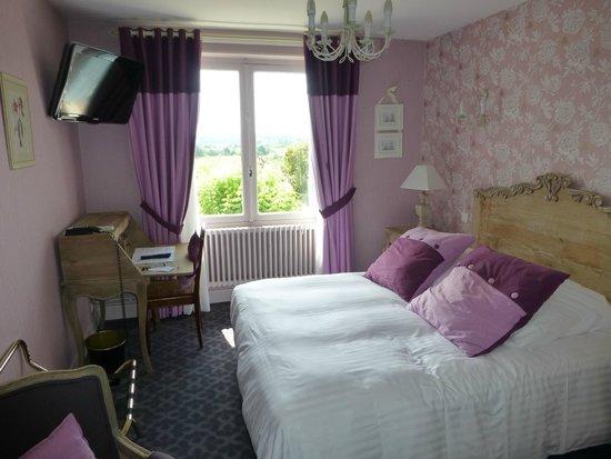 Auberge de la Truffe - Hotel de la Mairie : Chambre