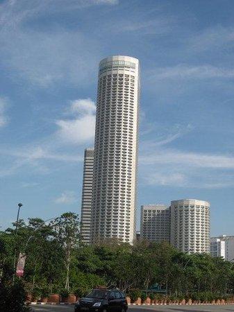 Swissotel The Stamford Singapore: 外観