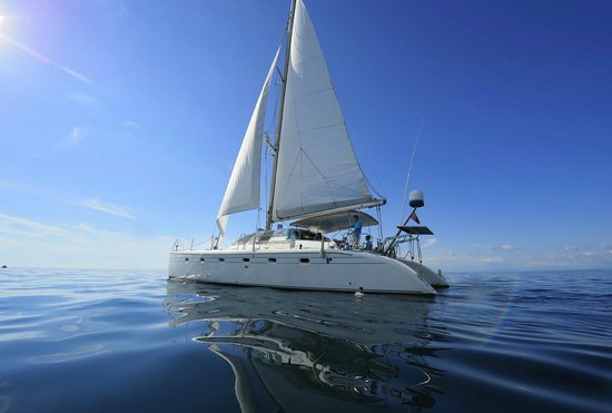 Mykonos Catamaran Sailing Cruises