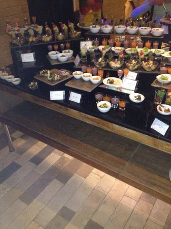 Hikka Tranz by Cinnamon: THE appetizers