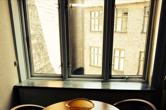 Hotel Nora CopenHagen : View is the only disadvantage when you stay in a quiet room