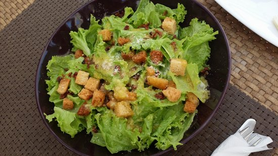 Ariel's House: Caesar Salad