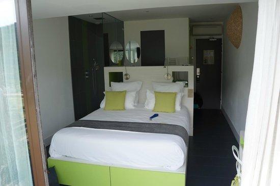 Hotel & Spa des Gorges du Verdon : La Chambre