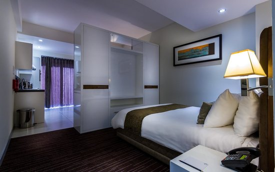 The George Hotel: Studio Room