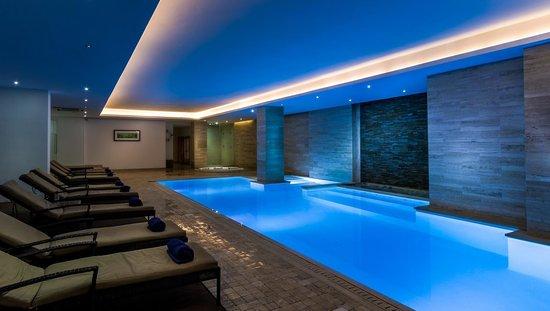The George Hotel: Indoor Pool & Spa