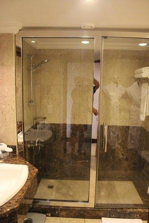 Hilton Fujairah Resort: bathroom
