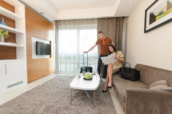 The George Hotel : Penthouse Suite