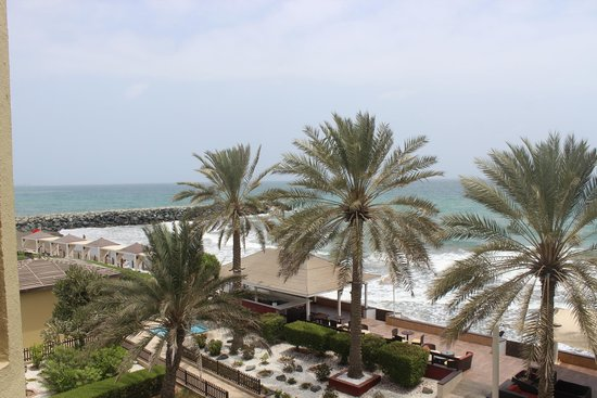 Hilton Fujairah Resort: View from the room