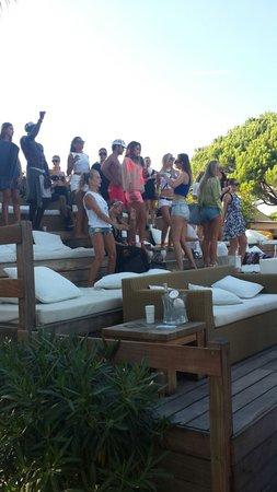 Nikki Beach Saint-Tropez: Girls belong this place