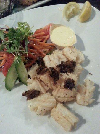 Alfresco's Restaurant and Bar : Salt & pepper squid