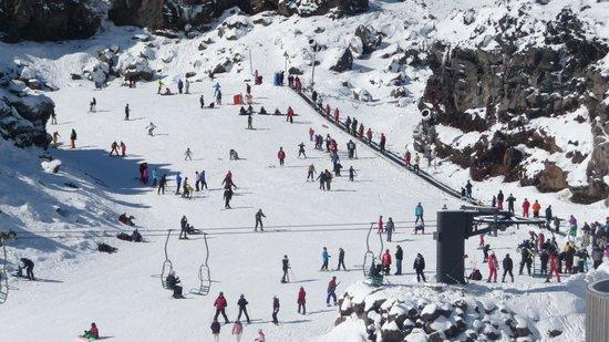 Whakapapa Ski Area - Mt Ruapehu: Happy Valley learner slope