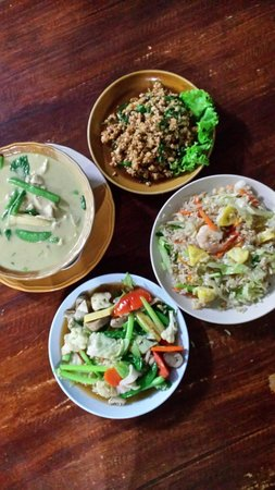 Tukta Thai Food: Cenetta indimenticabile !!