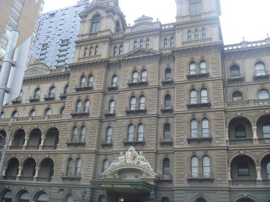 The Hotel Windsor: Hotel Winsor!