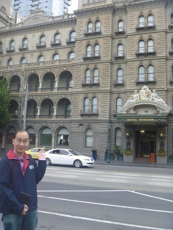 The Hotel Windsor: At the Hotel Winsor~