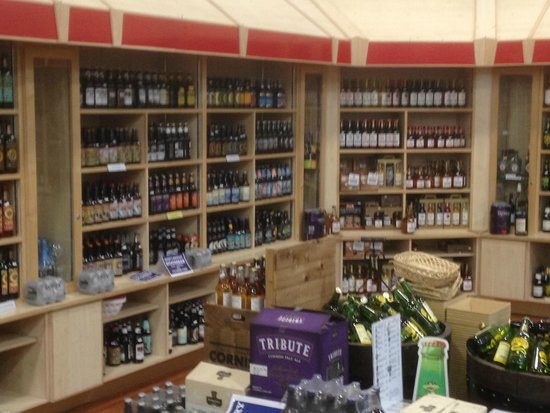 Kingsley Village: Real Ale and Cider