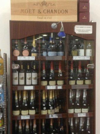 Kingsley Village: Champagne