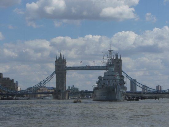 Thames Barrier - Picture of City Cruises, London - TripAdvisor