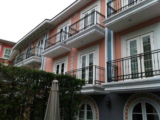 Salil Hotel Sukhumvit - Soi Thonglor 1: STANZE INTERNE