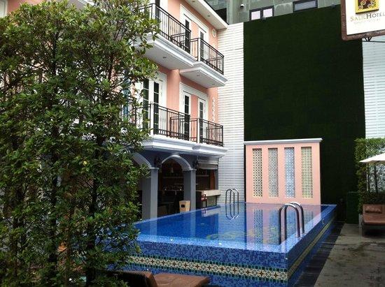 Salil Hotel Sukhumvit - Soi Thonglor 1: PISCINA
