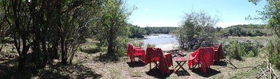 Mara Eden Safari Camp: chill out along the river