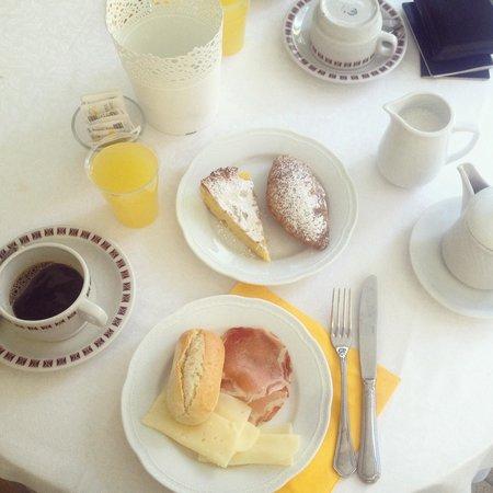 Hotel Alassio: breakfast