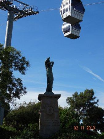 Parc de Montjuic: Фуникулёр