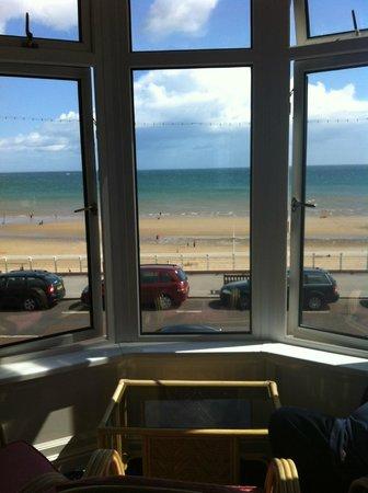 The Seacourt Hotel: Wonderful views