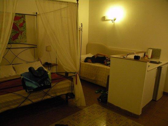 Aretusa Vacanze : chambre