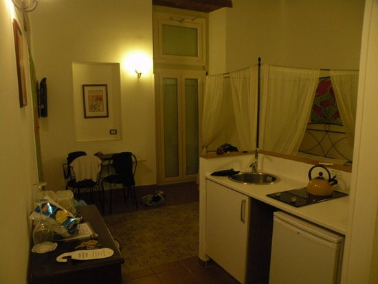 Aretusa Vacanze : kitchenette