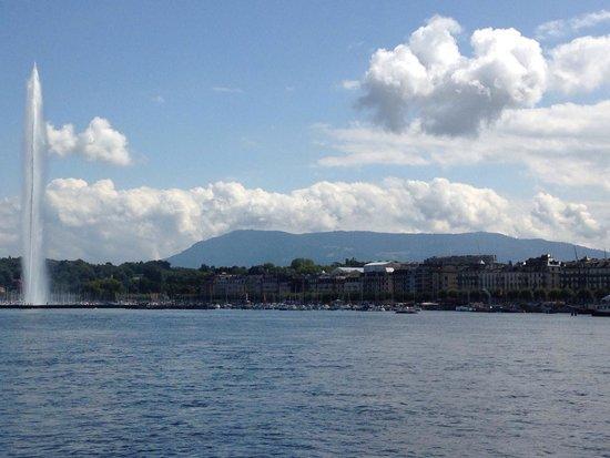 Lac Léman (Lac de Genève) : Lago